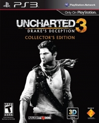 Uncharted 3: Drake's Deception - Collector's Edition Box Art