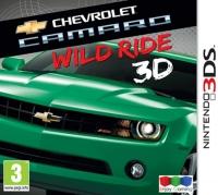 Chevrolet Camaro: Wild Ride Box Art