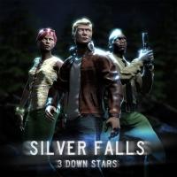 Silver Falls: 3 Down Stars Box Art