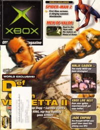 Official XBox Magazine #31 Box Art