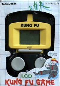 Kung Fu Game Box Art