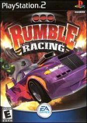Rumble Racing Box Art