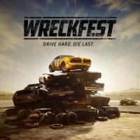 Wreckfest Box Art