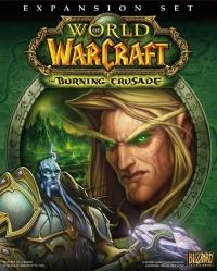 World of Warcraft: The Burning Crusade Box Art