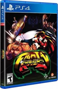 Fight'N Rage Box Art