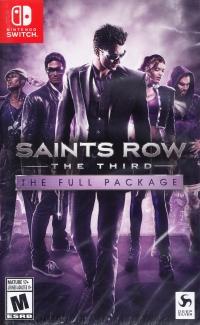 Saints Row: The Third - The Full Package [CA] Box Art