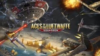 Aces of the Luftwaffe: Squadron Box Art