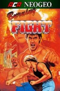 ACA NeoGeo: Burning Fight Box Art