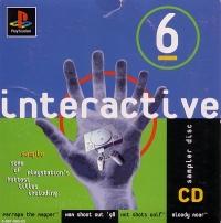 Interactive CD Sampler Disc Volume 6 (PBPX-95004) Box Art