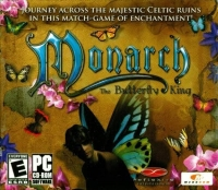 Monarch: The Butterfly King Box Art