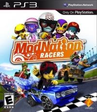 ModNation Racers (Not For Resale) Box Art