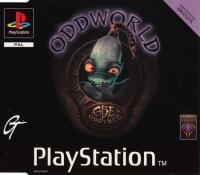 Oddworld: Abe's Oddysee Demonstración Box Art