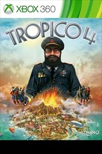 Tropico 4 Box Art