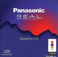 Panasonic Sampler CD (DFJN5003ZAZ) Box Art