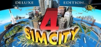 SimCity 4 Deluxe Edition Box Art
