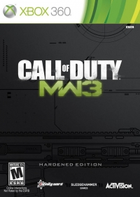 Call of Duty: Modern Warfare 3 - Hardened Edition Box Art