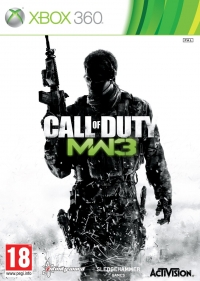 Call of Duty: Modern Warfare 3 [FR] Box Art