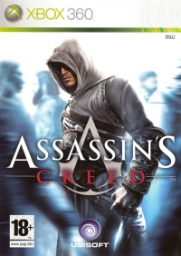Assassin's Creed Box Art