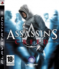 Assassin's Creed [UK] Box Art