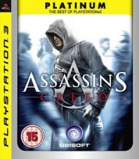 Assassin's Creed - Platinum [UK] Box Art