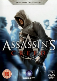 Assassin's Creed: Director's Cut Edition Box Art