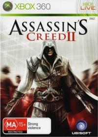 Assassin's Creed II Box Art