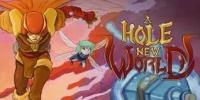 Hole New World, A Box Art