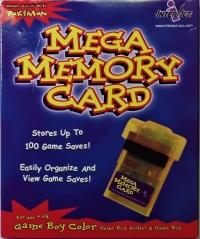 InterAct Mega Memory Card Box Art