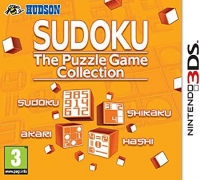 Sudoku: The Puzzle Game Collection Box Art