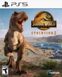 Jurassic World: Evolution 2 Box Art
