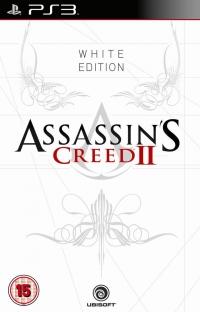Assassin's Creed II - White Edition [UK] Box Art