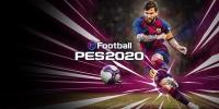 eFootball PES 2020 Box Art