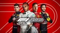 Formula 1 2020 Box Art