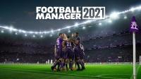 Football Manager 2021 Box Art