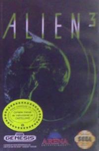 Alien 3 [ES] Box Art