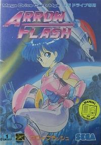 Arrow Flash [ES] Box Art