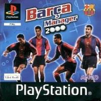 Barca Manager 2000 Box Art