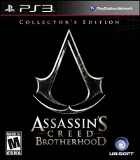 Assassin's Creed: Brotherhood - Collector's Edition Box Art