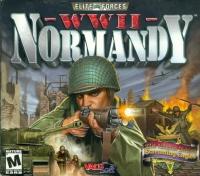 Elite Forces: WWII Normandy (jewel case) Box Art