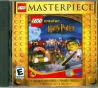 Lego Creator: Harry Potter - Lego Masterpiece Box Art