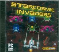 Starcosmic Invaders Box Art