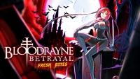 BloodRayne Betrayal: Fresh Bites Box Art