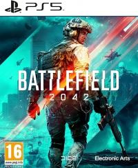 Battlefield 2042 Box Art