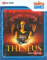Theseus (Spicy Games) [FR] Box Art