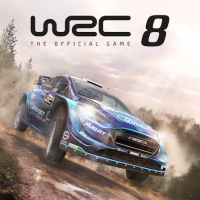 WRC 8 FIA World Rally Championship Box Art
