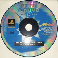 Bust-A-Move 2: Arcade Editon (Not For Re-Sale Promotional Copy) Box Art