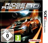 Ridge Racer 3D [DE] Box Art