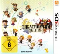 Theatrhythm Final Fantasy [DE] Box Art
