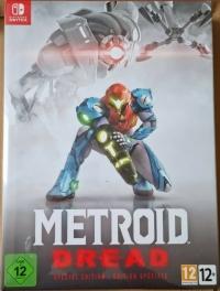 Metroid Dread - Special Edition Box Art
