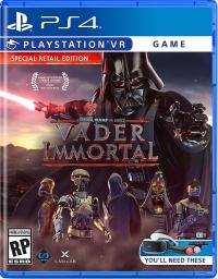 Vader Immortal Box Art